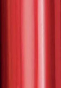 Красная глянцевая плёнка 300мм х 30м
