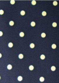 Синяя матовая с серебренной точкой плёнка 300мм х 30м